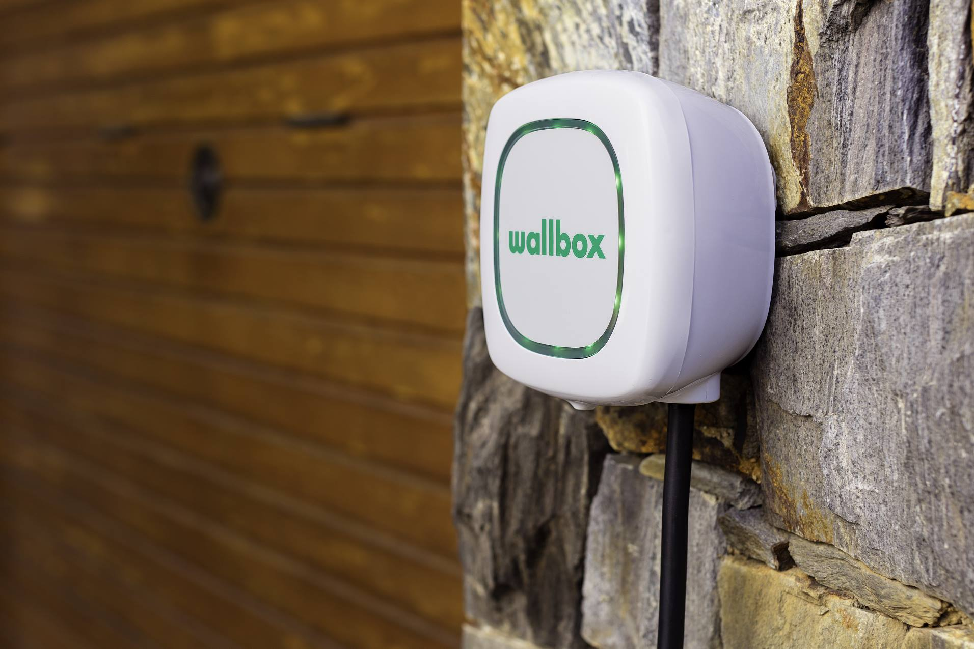 Wallbox installatie